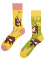 Párty Lenochod - Ponožky Good Mood