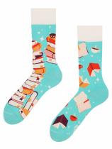 Kouzlo Knih - Ponožky Good Mood
