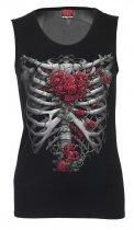 Rose Bones - Mesh Top Spiral – Ladies