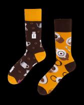 Coffe Lover  - Ponožky - Many Mornings