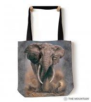 African Elephant - Taška - The Mountain
