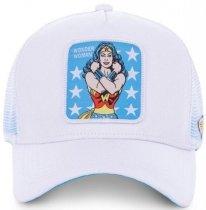 Wonder Woman White DC - Kšiltovka Capslab