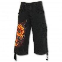 Fire Dragon - Kraťasy 3/4 Long Spiral