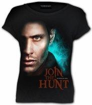 Supernatural Join The Hunt - Spiral Ladies