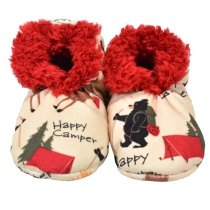 Camper Fuzzy Feet - Dětské papučky LazyOne