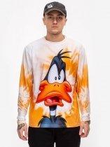 Daffy Chaos Longsleeve - Looney Tunes