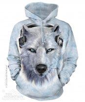 White Wolf DJ  - Mikina The Mountain