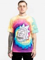 Rick Face - Rick And Morty