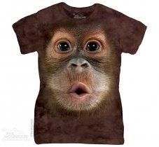 Big Face Baby Orangutan - The Mountain - Damska