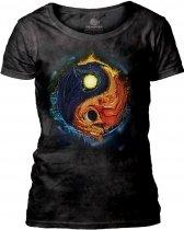 Yin Yang Dragons - The Mountain Damska