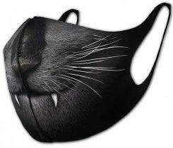 Cat Fangs - Face Mask Spiral