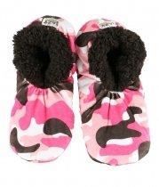 Camo Deer Fuzzy Feet - Papučky - LazyOne