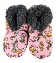Cat Nap Fuzzy Feet - Papučky - LazyOne