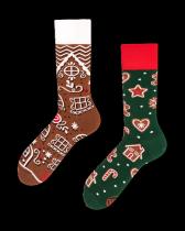 The Gingerbread - Ponožky - Many Mornings