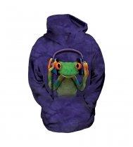 DJ Peace Frog - The Mountain - Mikina Junior