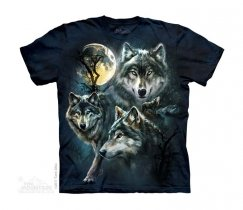 Moon Wolves Collage - Junior - The Mountain