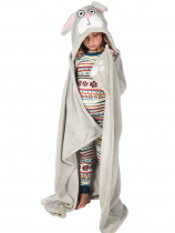 Bunny - Přikrývky - zvířatka - LazyOne