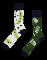 Borovička - Ponožky Good Mood