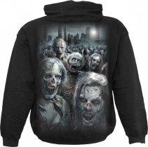 Zombie Horde - Walking Dead - Mikina -Spiral