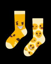 Emotikon - Ponožky Pro Děti - Many Mornings