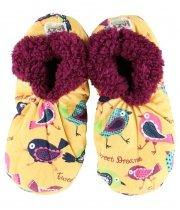 Tweet Dreams - Fuzzy Feet - Papučky - LazyOne