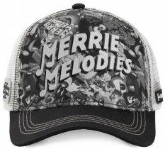 Merrie Melodies Black Looney Tunes - Kšiltovka Capslab