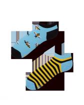 Bee Bee - Krátké Ponožky - Many Mornings