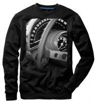 Speedometer Black - Bluza Underworld