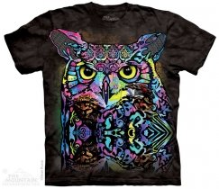 Russo Owl - T-shirt The Mountain