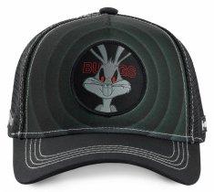Bugs Bunny Black Looney Tunes - Czapka z daszkiem Capslab