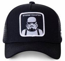 Stormtrooper Dark Star Wars - Czapka z daszkiem Capslab