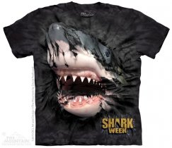 Shark Week Breakthru - T-shirt The Mountain