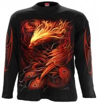 Phoenix Arisen - Longsleeve Spiral