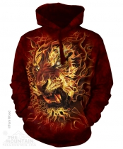 Fire Tiger - Bluza The Mountain