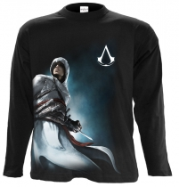 Altair Side Print - Assassins - Longsleeve Spiral