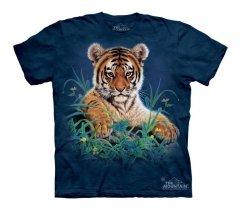 Tiger Cub in Grass - Junior - The Mountain