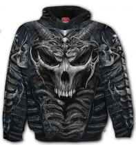 Skull Armour - Bluza -Spiral