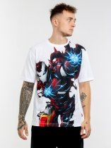 Iron Man Venomized Comics - Marvel