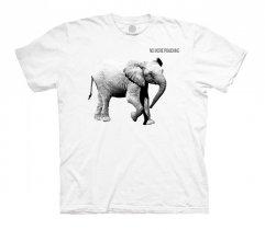 Baby Elephant White Protect - Junior The Mountain
