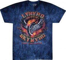 Lynyrd Skynyrd Big Wheels - Liquid Blue