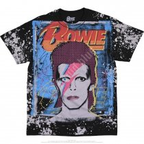 David Bowie Ziggy Havok - Liquid Blue