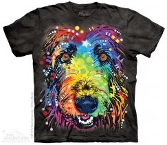 Russo Irish Wolfhound - The Mountain