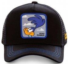 Road Runner Black Looney Tunes - Czapka z daszkiem Capslab