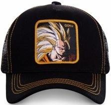 Goku Profile Dragon Ball - Czapka Capslab