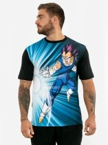 Vegeta Big Bank Attack - Dragon Ball