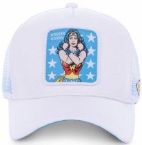 Wonder Woman White DC - Czapka z daszkiem Capslab