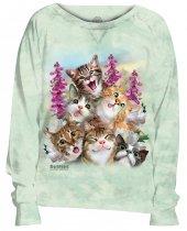 Kittens Selfie - Bluza Damska - The Mountain