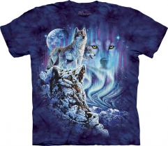 Find 10 Wolves - T-shirt The Mountain
