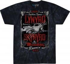 Lynyrd Skynyrd Moonshine Runnin' - Liquid Blue
