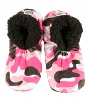 Camo Deer Fuzzy Feet - Papcie - LazyOne